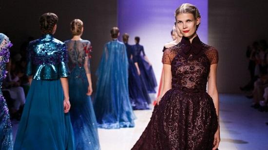 3828dcc01 بالصور.. هؤلاء على رأس قائمة مصممى الأزياء بأسبوع الموضة بباريس 2017 ...