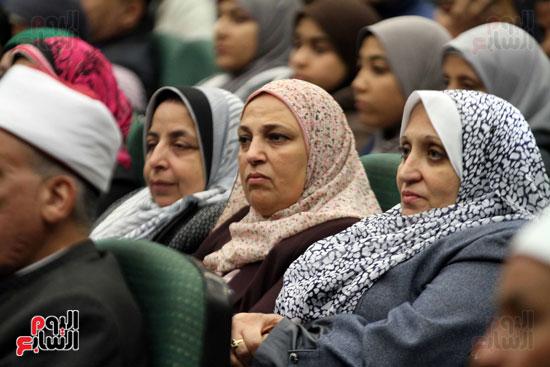 انطلاق فعاليات الحوار المجتمعى للأزهر الشريف (14)