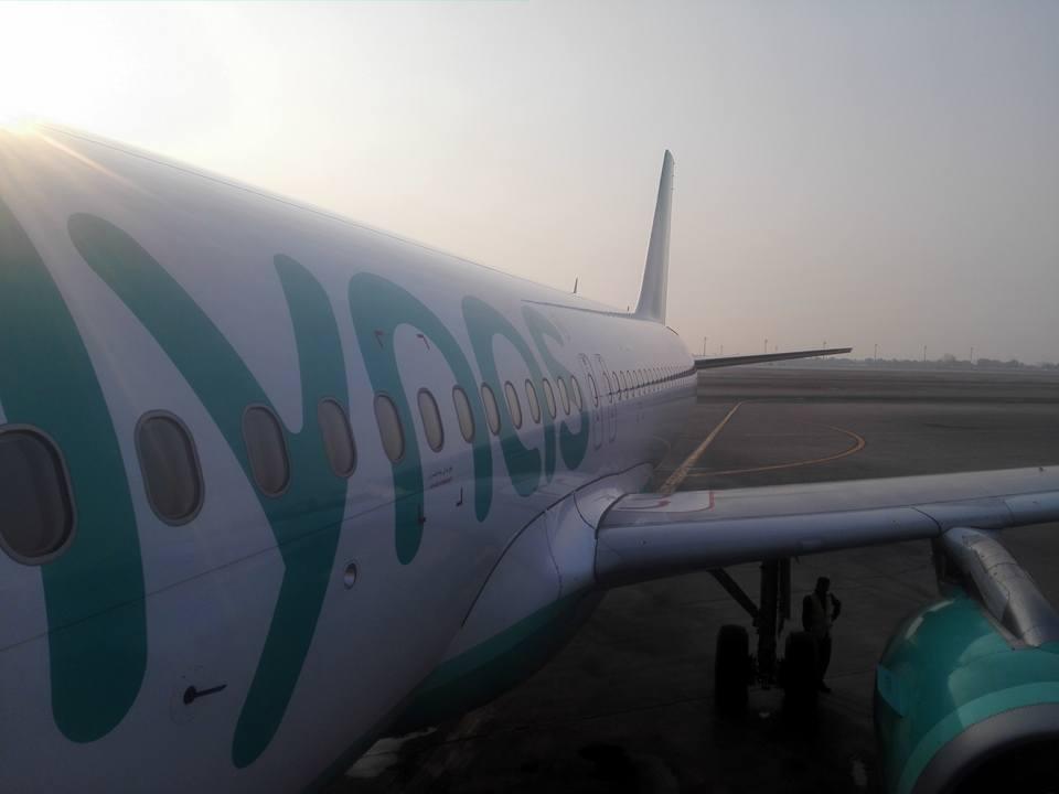 طائرة الركاب السعودية