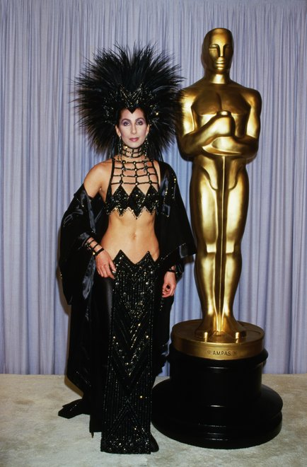 10-most-shocking-oscars-moments-cher-bob-mackie