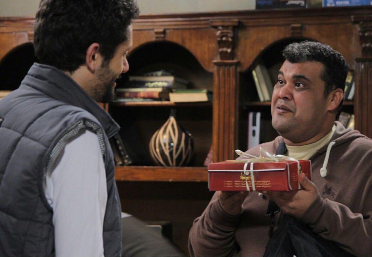 كريم محمود عبد العزيز وأحمد فتحى
