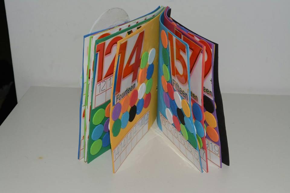 كتاب الأطفال من الداخل