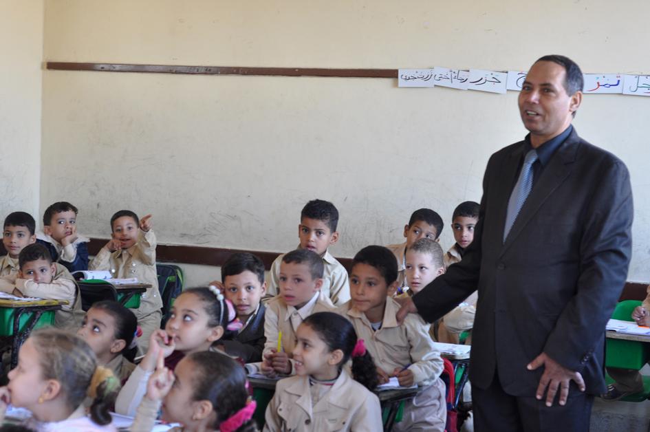 2 زيارة وكيل تعليم البحيرة لمدارس شبراخيت ودمنهور