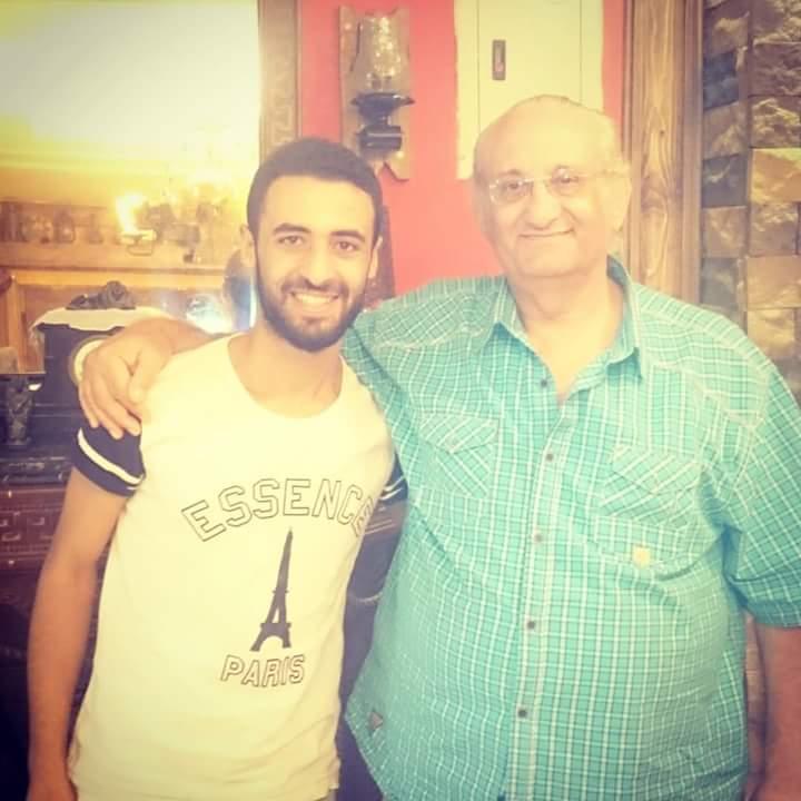 أحمد حلاوة ومحمد علاء الدين