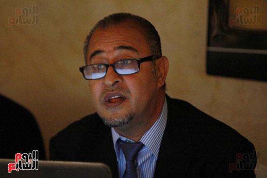 ورشة العمل حول التفاعل الإيجابى بين قطاعات المجتمع المصرى والفلسطينى (3)