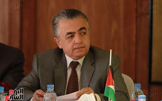 ورشة العمل حول التفاعل الإيجابى بين قطاعات المجتمع المصرى والفلسطينى (16)