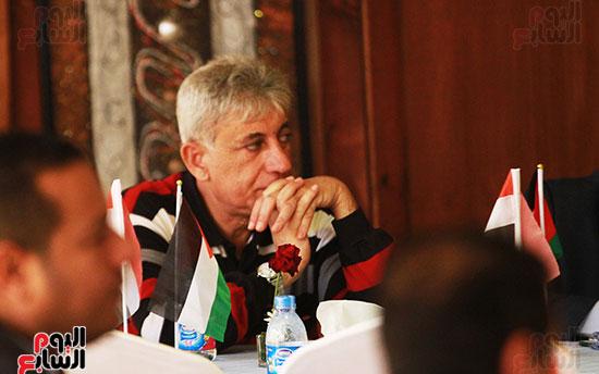 ورشة العمل حول التفاعل الإيجابى بين قطاعات المجتمع المصرى والفلسطينى (12)