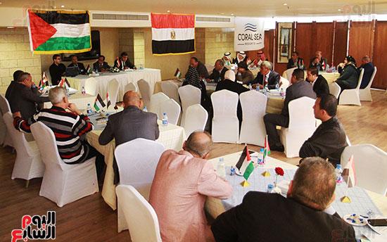 ورشة العمل حول التفاعل الإيجابى بين قطاعات المجتمع المصرى والفلسطينى (18)