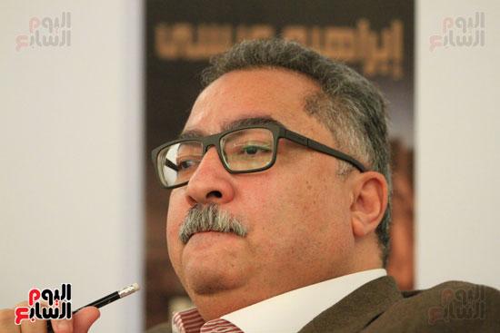 حفل توقيع رواية رحلة الدم للكاتب والإعلامى إبراهيم عيسى (58)