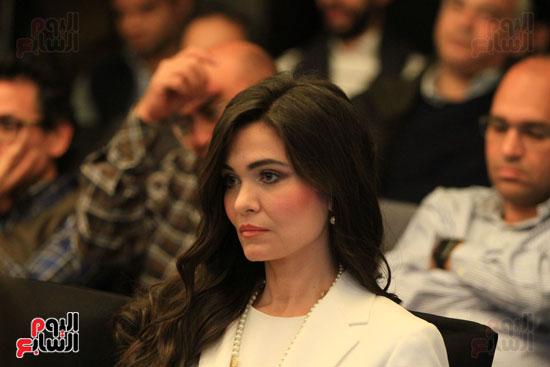 حفل توقيع رواية رحلة الدم للكاتب والإعلامى إبراهيم عيسى (62)