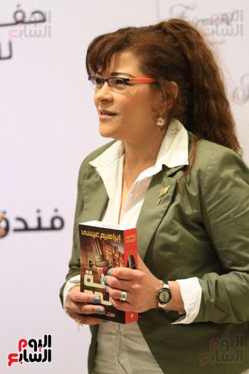 حفل توقيع رواية رحلة الدم للكاتب والإعلامى إبراهيم عيسى (52)