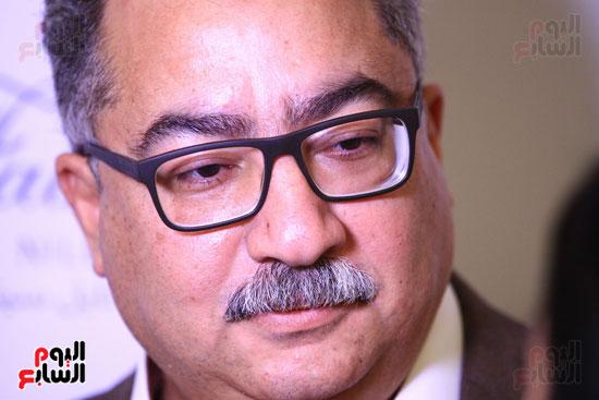 حفل توقيع رواية رحلة الدم للكاتب والإعلامى إبراهيم عيسى (16)