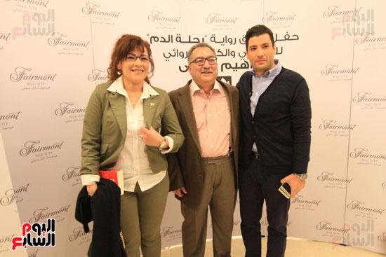 حفل توقيع رواية رحلة الدم للكاتب والإعلامى إبراهيم عيسى (69)