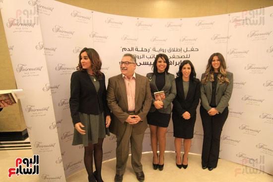 حفل توقيع رواية رحلة الدم للكاتب والإعلامى إبراهيم عيسى (68)