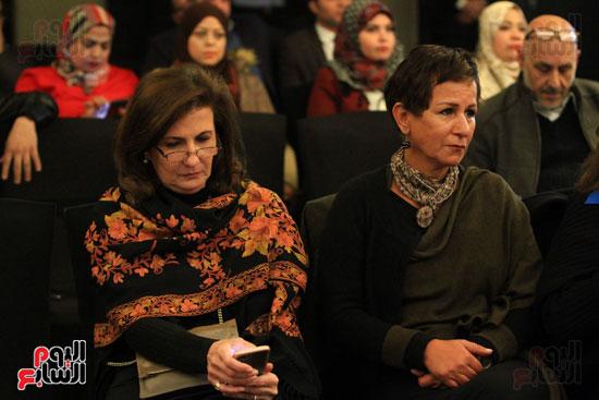 حفل توقيع رواية رحلة الدم للكاتب والإعلامى إبراهيم عيسى (34)