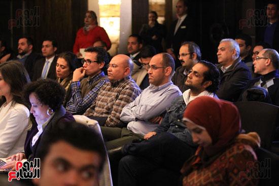 حفل توقيع رواية رحلة الدم للكاتب والإعلامى إبراهيم عيسى (41)