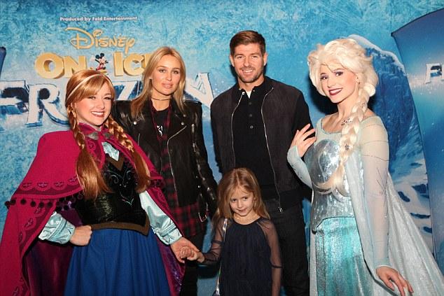 جيرارد وعائلته