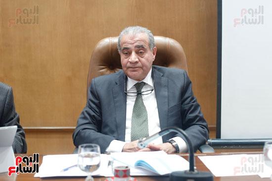 علي مصيلحى رئيس اللجنة الاقتصادية