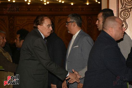 عزاء احمد راتب (5)