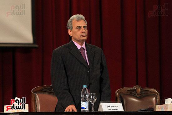 جامعة القاهرة تكرم أعضاء جدد من هيئة التدريس المنشورة أبحاثهم دوليا (6)