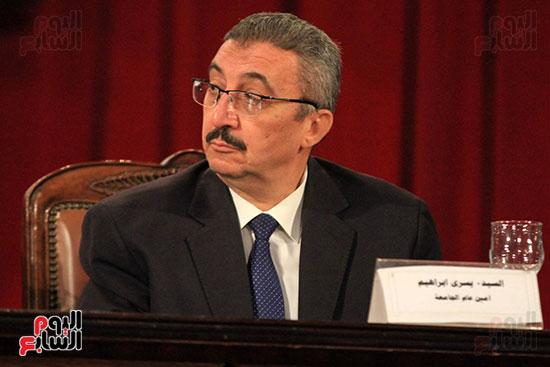 جامعة القاهرة تكرم أعضاء جدد من هيئة التدريس المنشورة أبحاثهم دوليا (14)