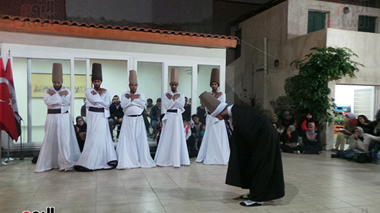 استعراض المولوية المصرية
