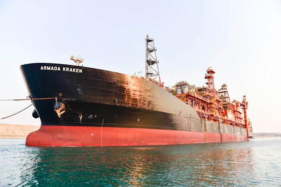 سفينة البترول العملاقة