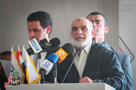 أبو هشيمة و3 وزراء ومحافظ أسوان يفتتحون إعادة إعمار قرية توشكى (28)
