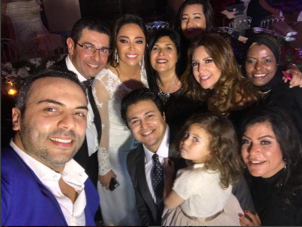 حفل زفاف داليا البحيرى