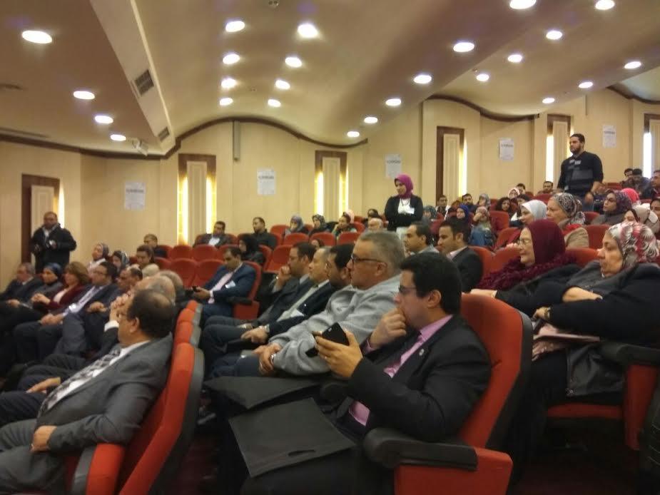 مؤتمر تكنولوجيا المعلومات بجامعة الإسكندرية