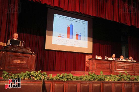 جامعة القاهرة تكرم أعضاء جدد من هيئة التدريس المنشورة أبحاثهم دوليا (4)