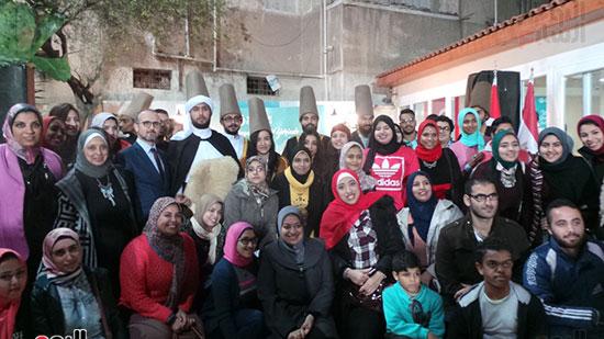 فرقة مولاى مع حضور حفل يونس إمرة بالإسندرية