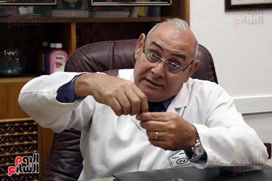 الدكتور حسين عبد الحى