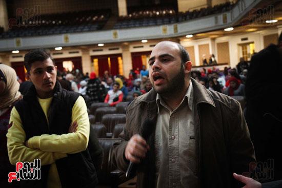 زاهى حواس جامعة القاهرة جابر نصار (24)