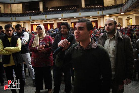زاهى حواس جامعة القاهرة جابر نصار (23)