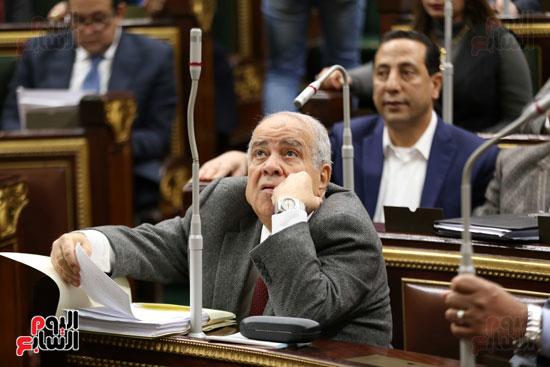مجدي العجاتي وزير الدولة لمجلس النواب