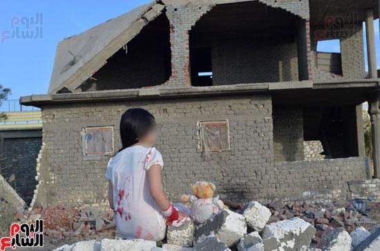 اتجار بطفلة لتصوير مشاهد مفبركة (5)