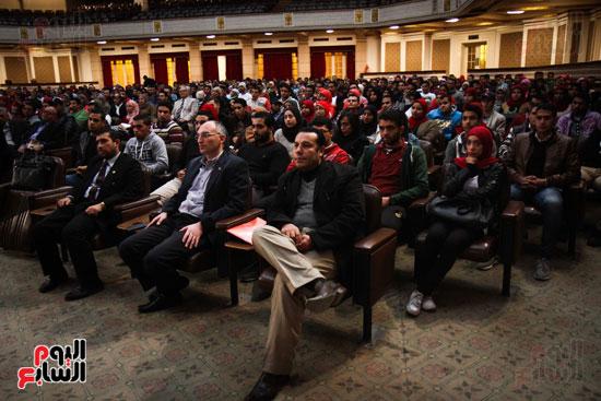 زاهى حواس جامعة القاهرة جابر نصار (4)