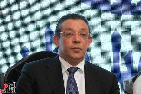 حازم عمر رئيس حزب الشعب