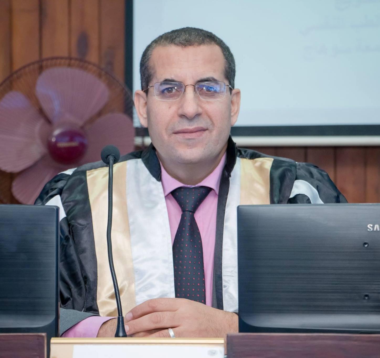 الدكتور السيد كمال السيد ريشة أستاذ ورئيس قسم علم النفس بكلية الآداب جامعة بنها