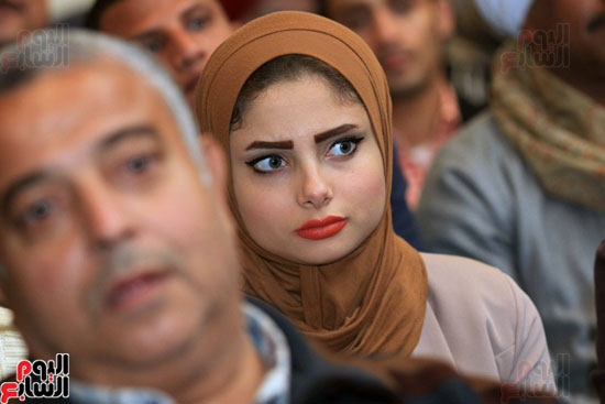 اشرف رشاد رئيس حزب مسستقبل وطن