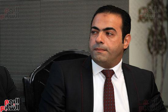 محمود حسين عضو مجلس الشعب