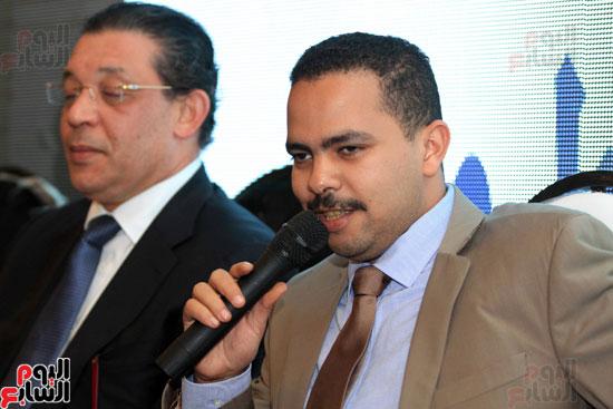 كلمة رئيس حزب مستقبل وطن السيد أِشرف رشاد