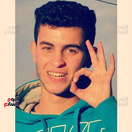الشاب الذى قتل أمام مركز الشباب أعد له المتهمين كمينا وأطلقوا الرصاص عليه