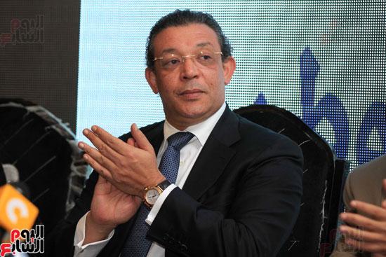 كلمة حازم عمر رئيس حزب الشعب
