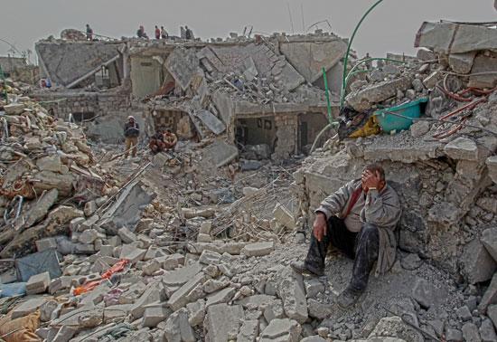 الدمار-فى-سوريا