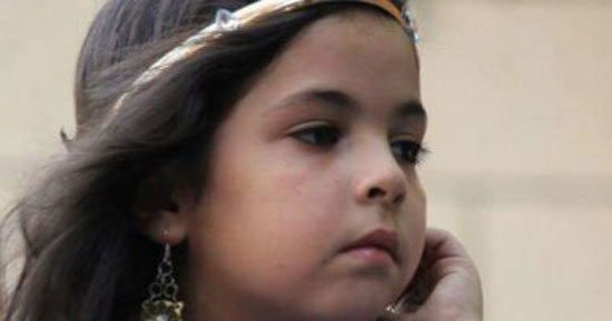 الطفلة-الشهيدة-ماجى-مؤمن