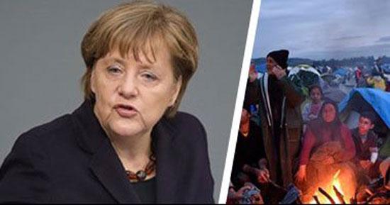 المستشارة-الألمانية-أنجيلا-ميركل-واللاجئين-وجانب-من-هجوم-برلين