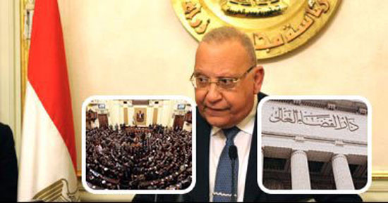 المستشار-حسام-عبد-الرحيم-وزير-العدل-ودار-القضاء-العالى-ومجلس-النواب