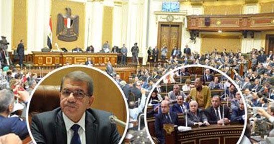 الحكومة-تنفى-تصريحات-مسئوليها-بالبرلمان